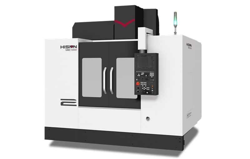 Hision CNC vertical milling machining center